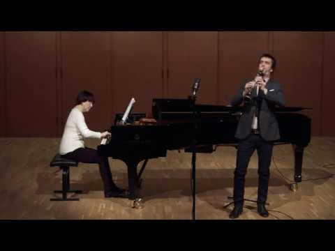 Louis Spohr - Clarinet Concerto No.1, Op.26 First movement
