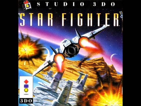 Starfighter Soundtrack (3DO) - Track 07 - Floating
