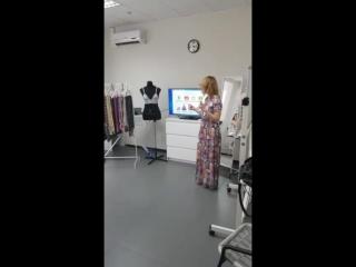 МК совместно со школой шитья Татьяны Лавровой