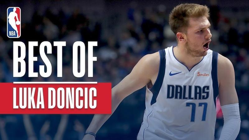 Luka Doncic's Early Season Highlights | Kia NBA Rookie of the Month KiaROTM