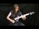 14-летняя девочка так играет на гитаре как не играют профессионалы
