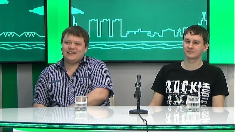 Гости на Радио 2. Рок-группа Seven, г.Комсомольск-на-Амуре.