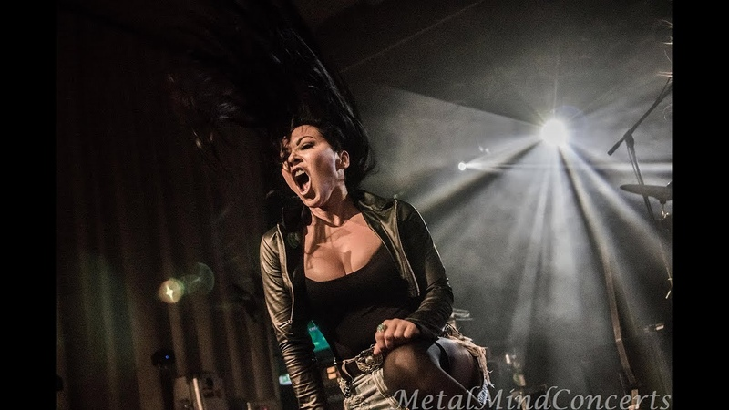 BUTCHER BABIES live at MS Connexion Complex 2018 [Germany, Mannheim]