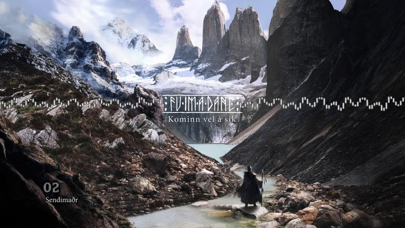 Fuimadane Kominn vel á sik Full Album 2019 Neo Medieval Viking Age Music