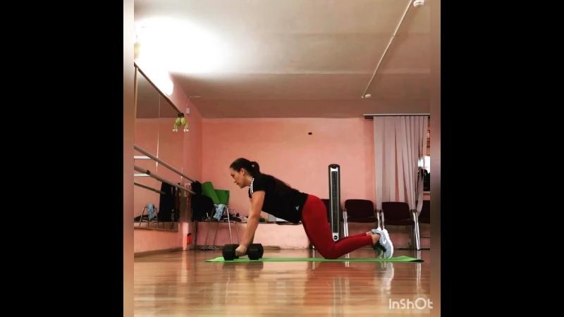 Фитнес тренировки ДК Молодежный