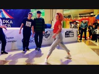 Школа уличных танцев