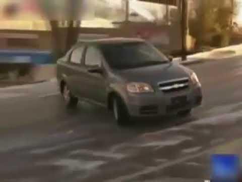 Karda kayan arabalar ve kazaları