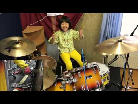 『Hit Like A Girl Contest 2018』Good Times Bad Times LED ZEPPELIN Cover by Yoyoka