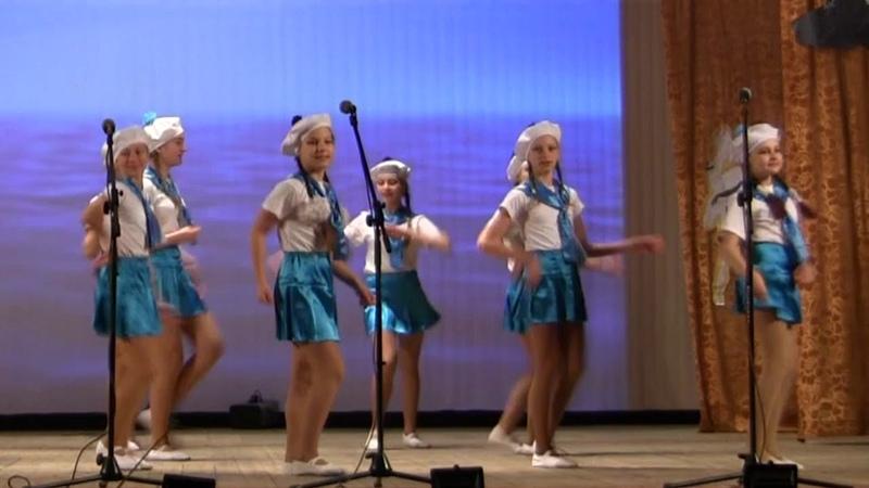 На палубе матросы Концерт Петровское ДК