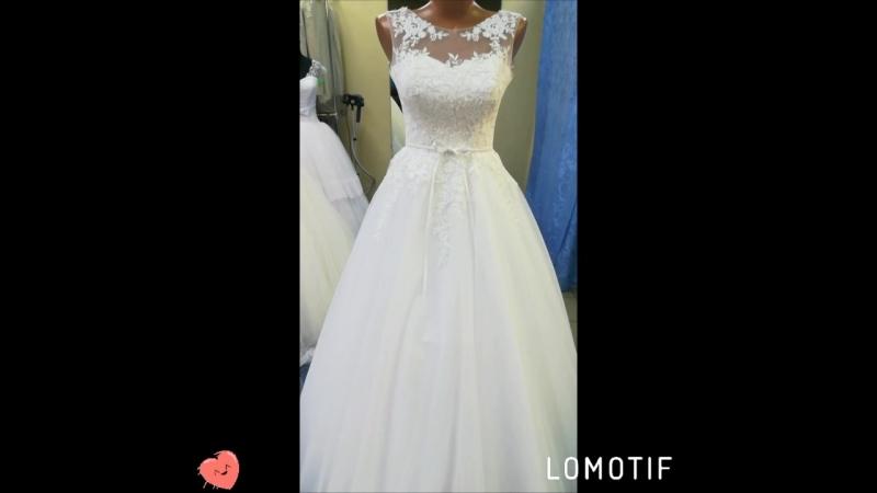 😍 Новиночка. Цвет белый размеры 42-52 Шикарное 3-д кружево, можно надеть свадебное платьице как с кринолином, так и без 🌷 👸🌷Св
