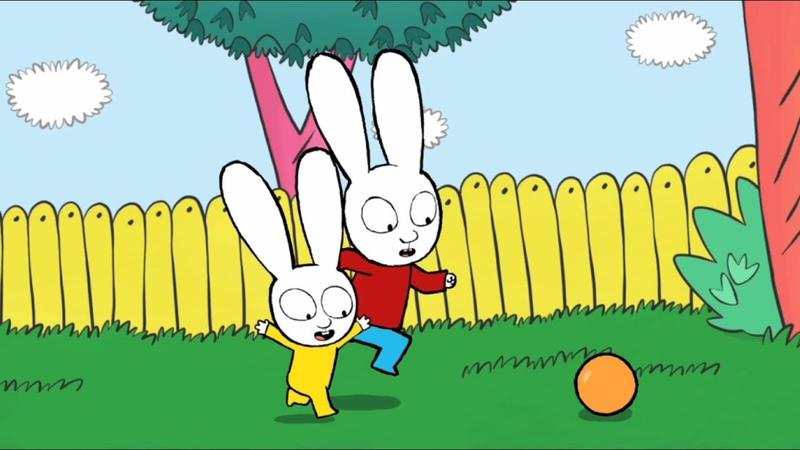 Simon - Simon joue au foot!! HD [Officiel] Dessin animé pour enfants