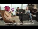 Актеры Sense8 и Лана Вачовски отвечают на вопросы. Русские субтитры