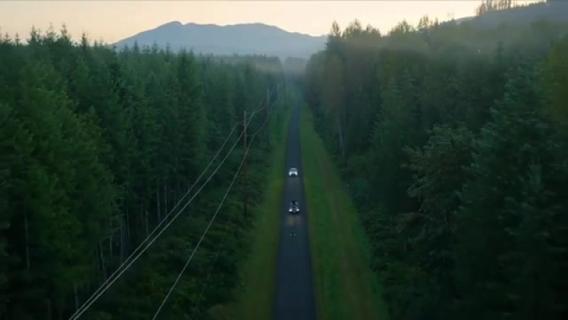 Alta on Alta high-angle car tracking shots in the mighty Pacific NW! ⠀