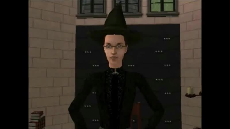 The Sims 2 Гарри Поттер и Орден Феникса – Глава 31. СОВ
