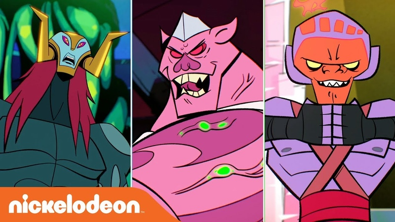Meet the Newest Villains 👿 Including John Cena's Baron Draxum | Rise of the TMNT | TurtlesTuesday