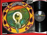 Harvey Mandel Cristo Redentor 1968 Art , Blues Rock, Psychedelic Rock