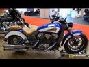2018 Indian Scout Walkaround 2018 Montreal Motorcycle Show