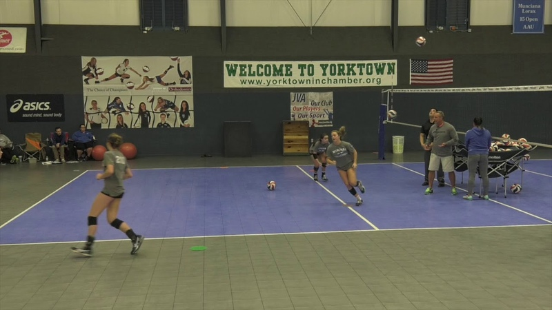 JVA Coach to Coach Video of the Week: 5 Defensive Drills to Train Top Level Defense