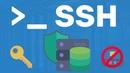 Защита VPS сервера в Jino авторизация SSH по ключу, запрет авторизации по логину и паролю