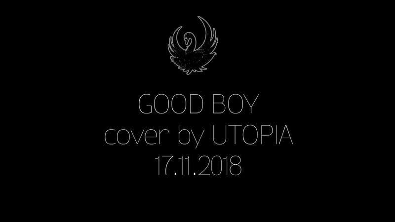 GOOD BOY (GDTAEYANG) cover by U.T.Θ.Ρ.Ι.Δ• | TEASER