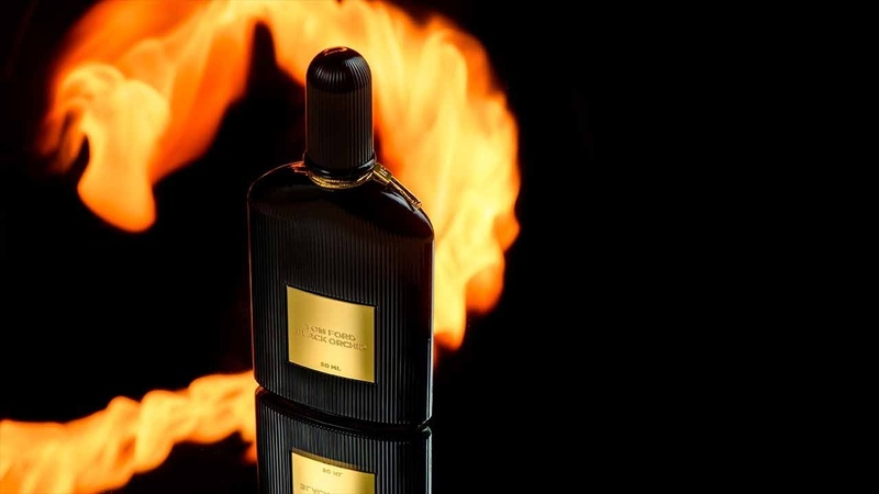 Огонь и вода в предметной фотосъемке. Мастер-класс Антона Ростовского