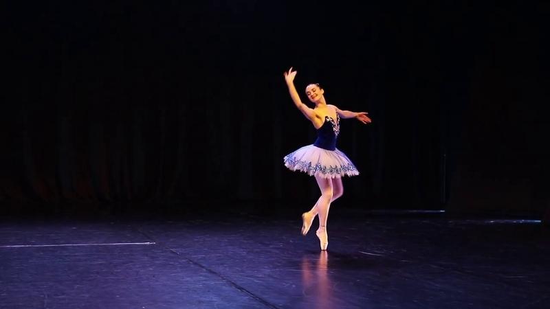 Классический танец. А. Адан, вариация из балета Корсар, хореография М. Петипа