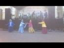 Танцевальная студия Людмила Выступление на фестивале пожилых людей САД