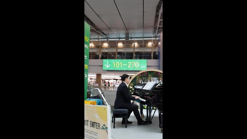 аэропорт Сеула