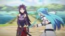 SAO「AMV」Asuna VS Yuuki