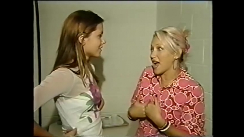 Deborah Blando e Deborah Secco no video Show..!