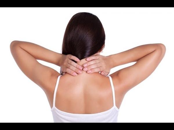 Боль в шее.Остеохондроз.Грыжа причины с точки зрения мышечных цепей.