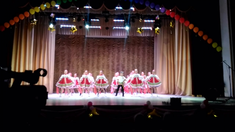 Выпускной 3 А класс хореографичесей школы г Люберцы Неваляшки