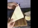 Рецепт рулетиков с финским сыром