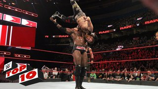 Top 10 Raw moments: WWE Top 10, April 23, 2018
