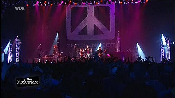 CHICKENFOOT Live At Düsseldorf Mitsubishi Electric Halle 19 01 2012