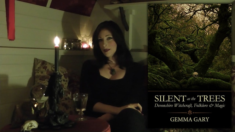 Silent as the Trees - Devonshire Witchcraft, Folklore Magic - Promotional video