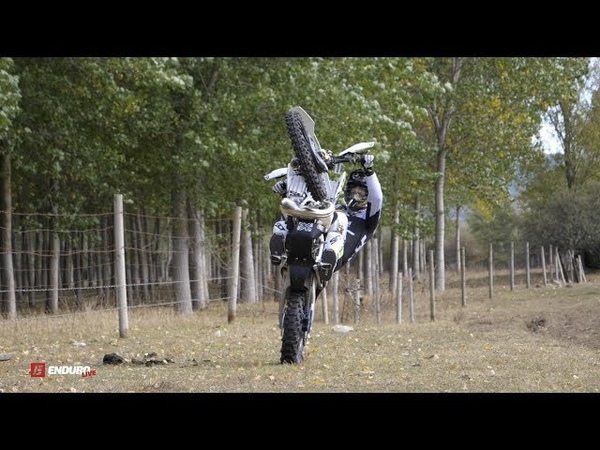 Graham Jarvis Best Wheellie Skills