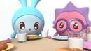 Малышарики - новые серии - Малинки 126 серия Развивающие мультики для самых маленьких