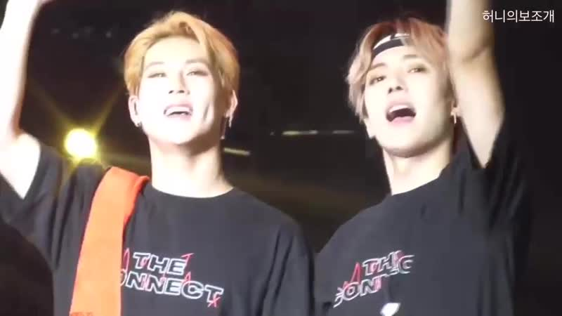 [VK][181010] MONSTA X fancam - If Only @ THE 2ND WORLD TOUR The Connect in Osaka