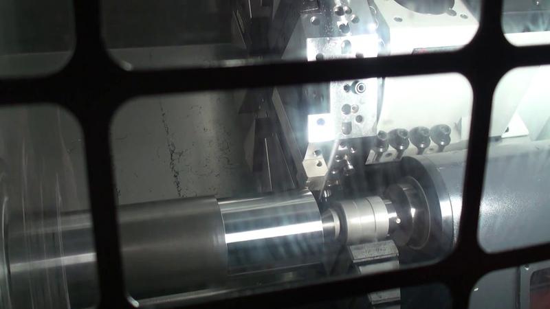 Токарный станок с ЧПУ TMT TTL-20AL