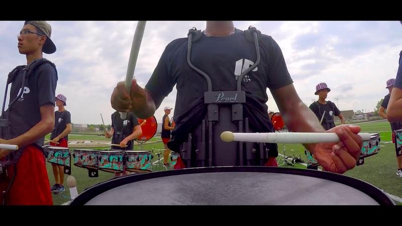 Full Field Advantage \\ Phantom Regiment - DCI 2018