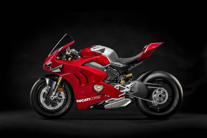 EICMA 2018: супепрбайк Ducati Panigale V4 R 2019