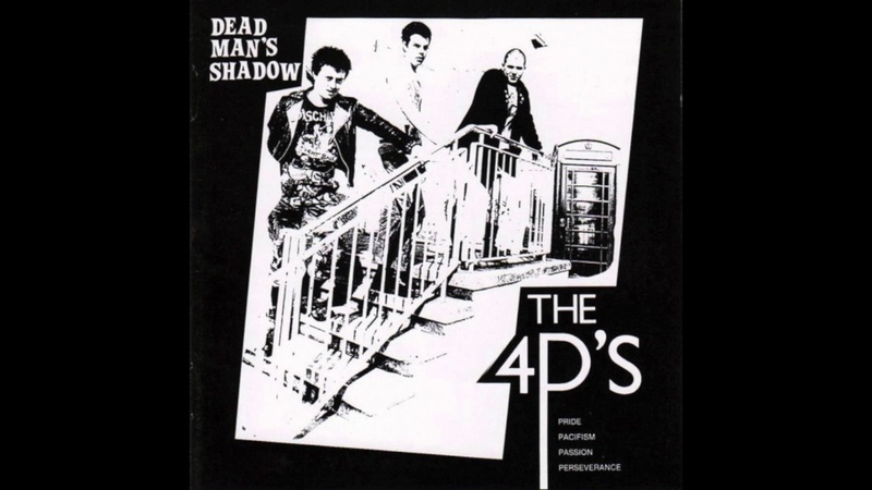 Dead Man's Shadow - The 4P's (Full Album)