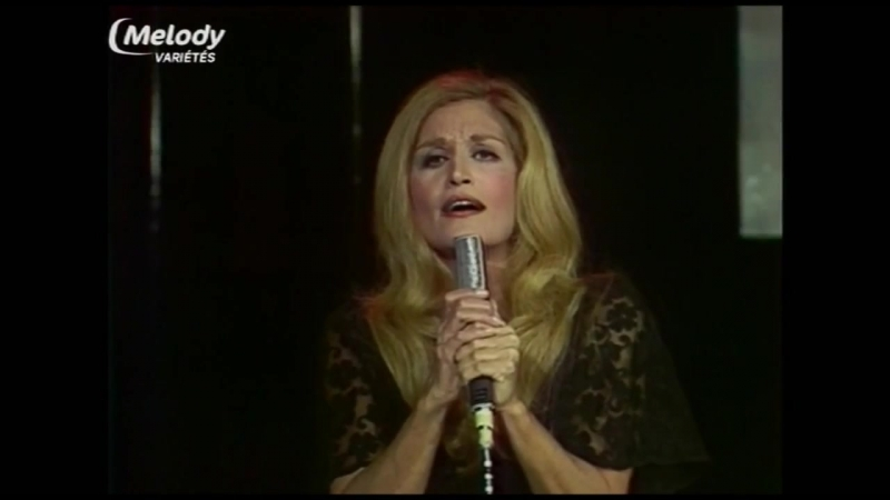 Dalida ♫ Gigi l'amoroso ♪ 16/11/1975 (Système 2, il y a 10 ans le palmarès (A2)
