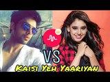 Parth Samthaan VS Niti Taylor Musically | Kaisi Yeh Yaariyan Dubsmash |