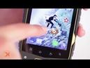 Пыле-, влагозащищенный смартфон TeXet X driver TM 4104R черный жёлтый СТБ