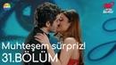 Aşk Laftan Anlamaz 31.Bölüm | Murat'tan Hayat'a muhteşem sürpriz