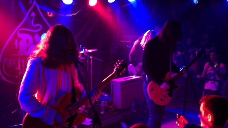 Uncle Acid the Deadbeats: Death's Door, Live in Athens(11/April/2014, An Club)