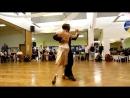Gustavo Rosas und Gisela Natoli beim 11 Bonner Tangofestival