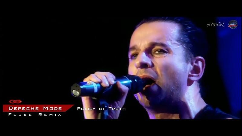 Depeche Mode - Policy of Truth [Fluke Remix]